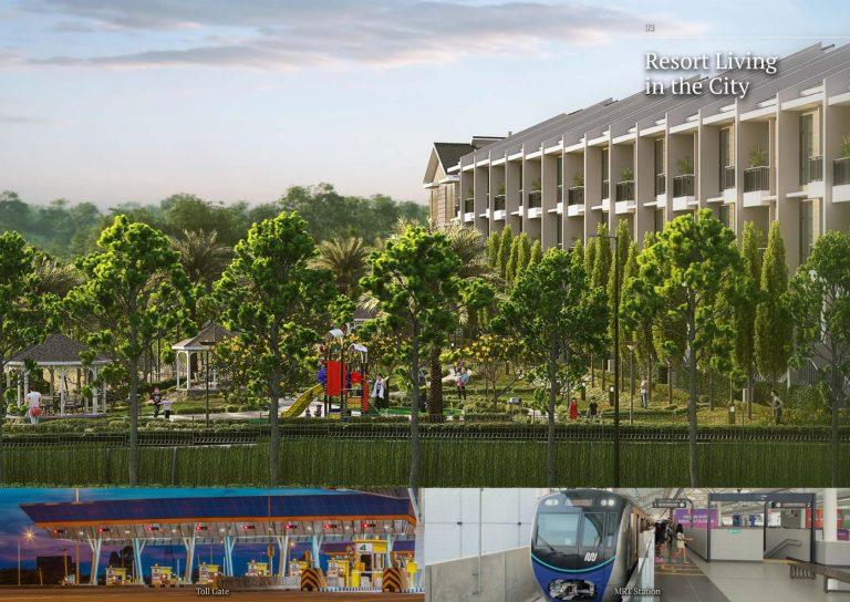 Gambar Pondok Indah Townhouse