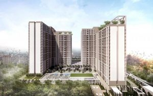 Apartemen The Loggia