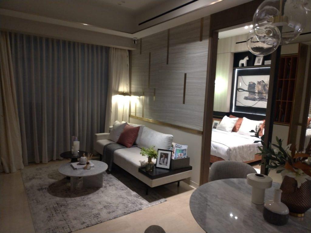 Apartemen Avania Residence Gatot Subroto show unit 2 bedroom