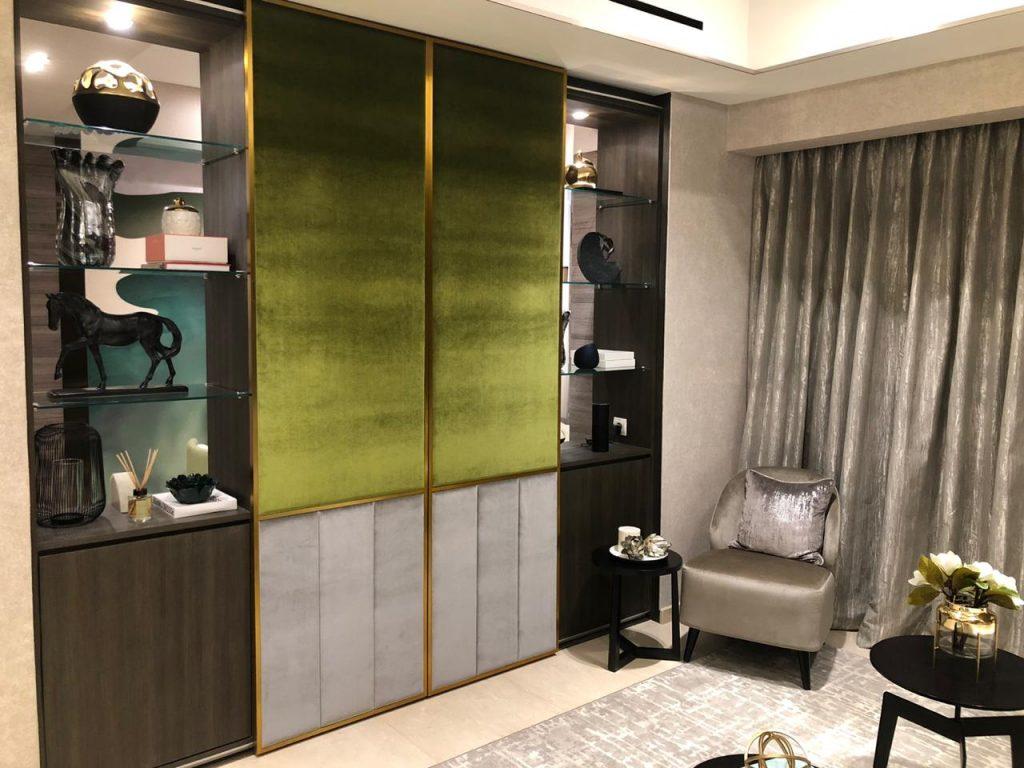 Apartemen Avania Residence Gatot Subroto show unit 3 bedroom 2