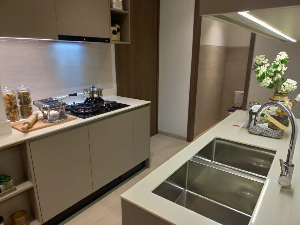 Apartemen Avania Residence Gatot Subroto show unit 3 bedroom 6