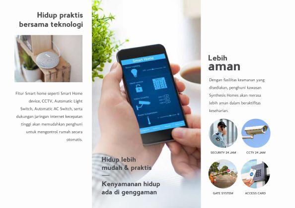 kelebihan rumah smart home