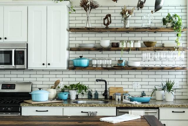 keuntungan dapur modular