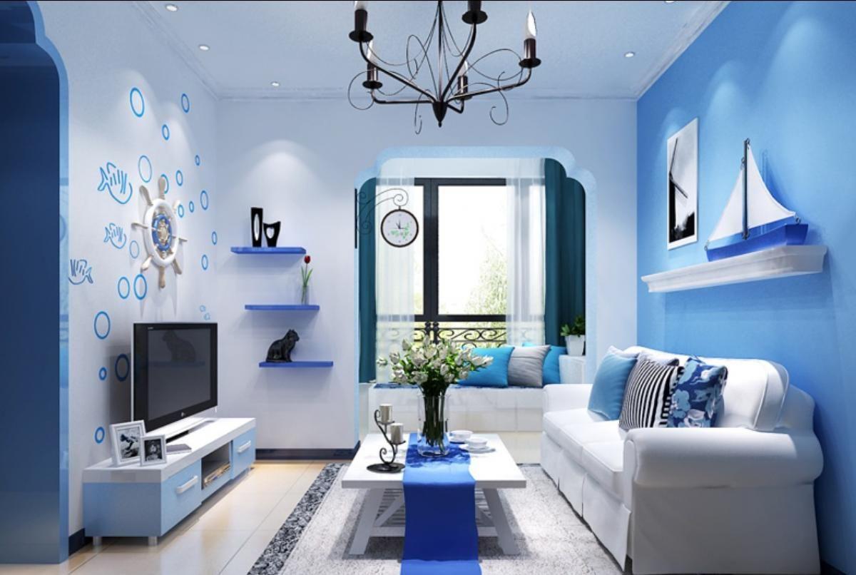 Apa Saja Warna Cat Ruang Tamu Yang Recomemended Blog The Rumah Property