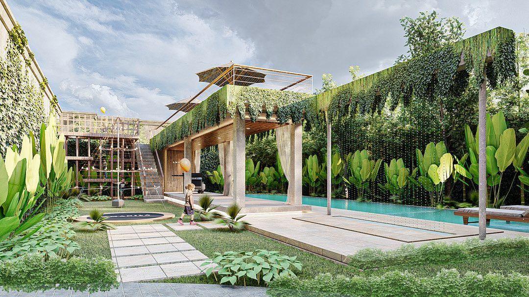 fasilitas amanila residence cinere