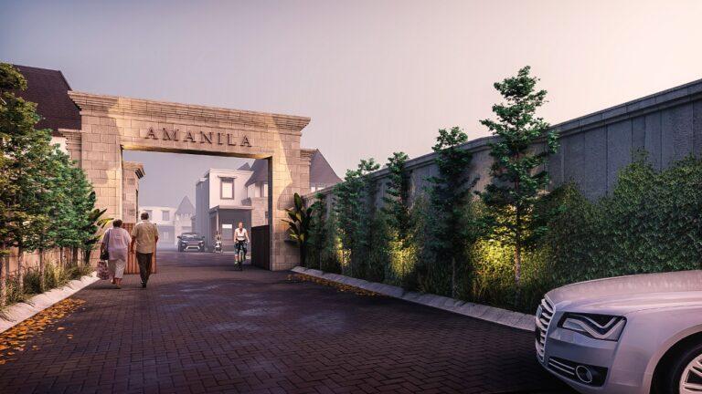 amanila residence cinere