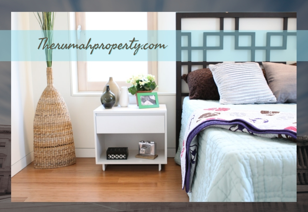 Desain Kamar Tidur Minimalis dengan Kombinasi Warna Cerah ...