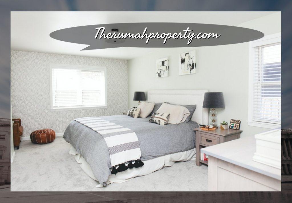 Model Kamar Tidur Minimalis Modern Dengan Kombinasi Warna Netral The Rumah Property