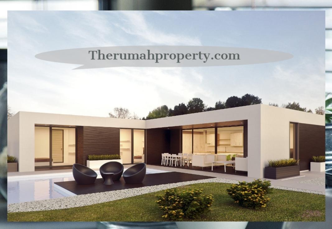 Ide Eksterior Rumah Mewah Minimalis Modern Yang Elegan The Rumah Property