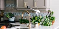 gambar dapur sempit